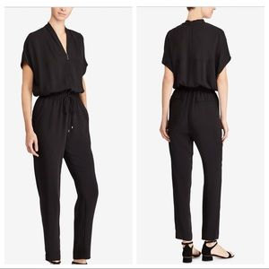 NEW Ralph Lauren Black Jumpsuit